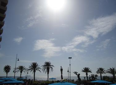 pictures of the sun Costa Del Sol Spain