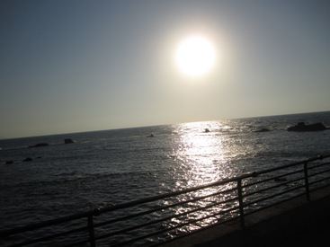 picture of sun Acre Israel