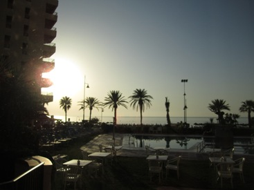 picture of sun Costa Del Sol Spain