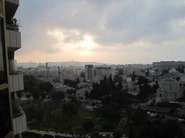 Picture of Sun   Jerusalem  Israel