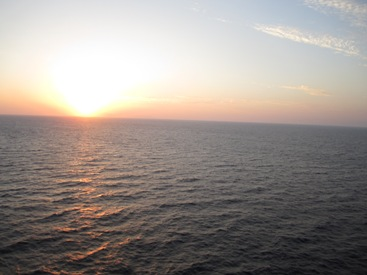 picture of the sun Rhodes Greece