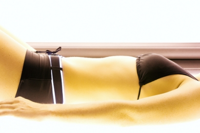 skin cancer and tanning beds