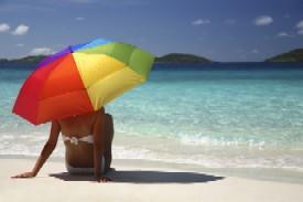 sun protection umbrella