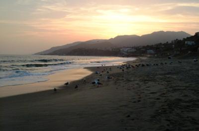 Malibu Sunset  © 2002