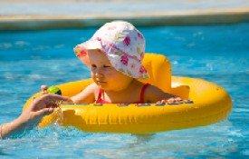 infant swimwear