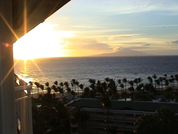 Maui Sunset , Hawaii  © 2002