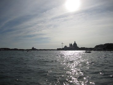 pictures of sun Burano Italy