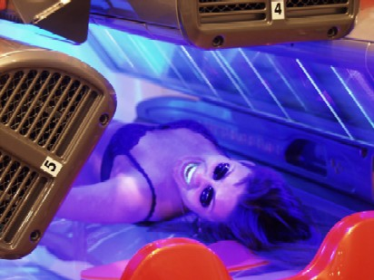 tanning bed supplies